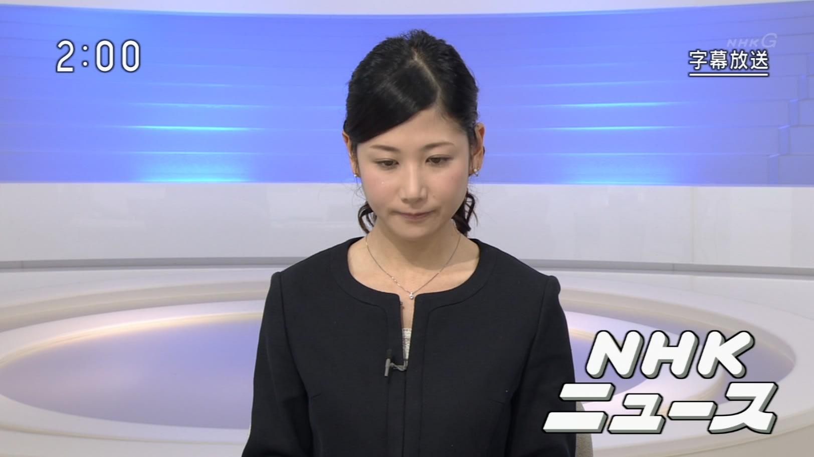 就活生風の桑子真帆アナ