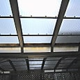 2011-6-4-11 屋根の張替え(ガレージ)