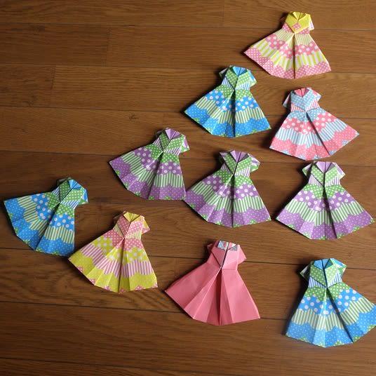 すべての折り紙 つるしびな折り紙 : 折るたびにこの部分はうまい ...