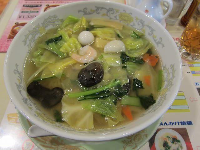 五目旨煮麺