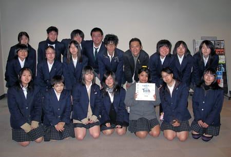 津久井高等学校制服画像