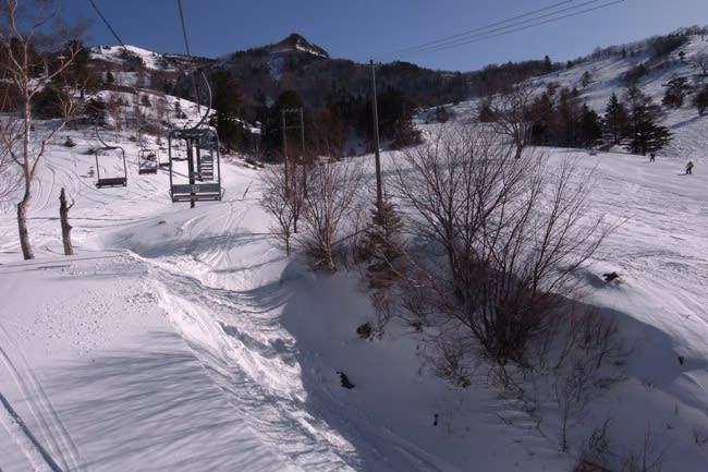 山田牧場+笠ヶ岳【山スキー ...