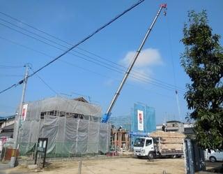 注文住宅新築工事