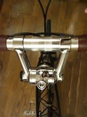 自転車の ステム 自転車 交換 : 交換のメインはステム交換 ...