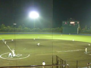 7月8日(木)、金沢市民野球場にて、星稜高校と福井商業高校の補欠の選手の... 二葉鍼灸療院 院