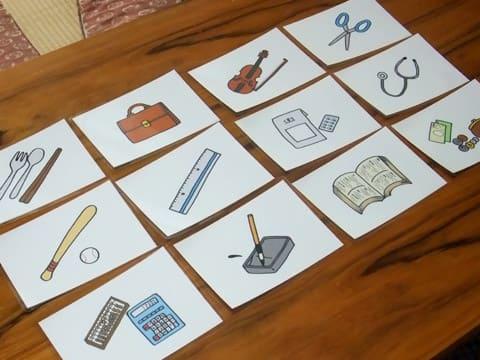 選び取り(将来占い)カード