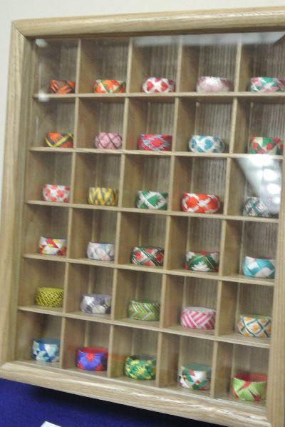 クリスマス 折り紙:折り紙 指輪-blog.goo.ne.jp