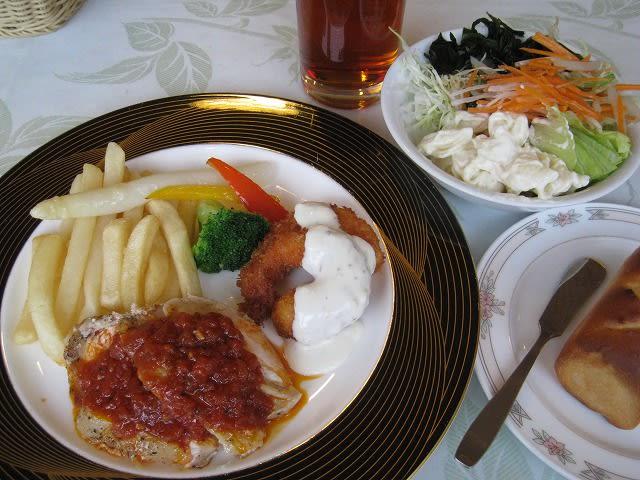 日替わりランチ(洋食)
