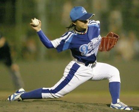 吉田えり選手(読売新聞20090529)
