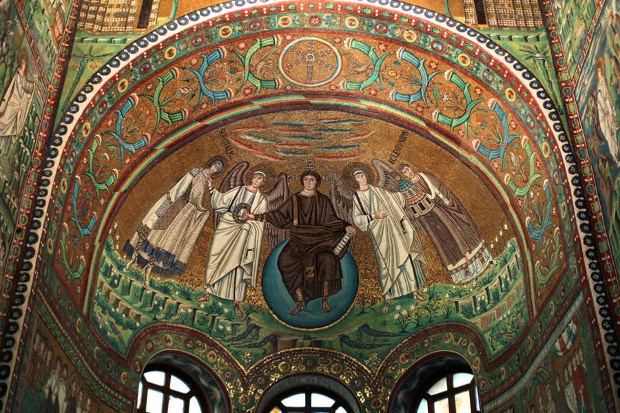 サン・ヴィターレ聖堂の画像 p1_37