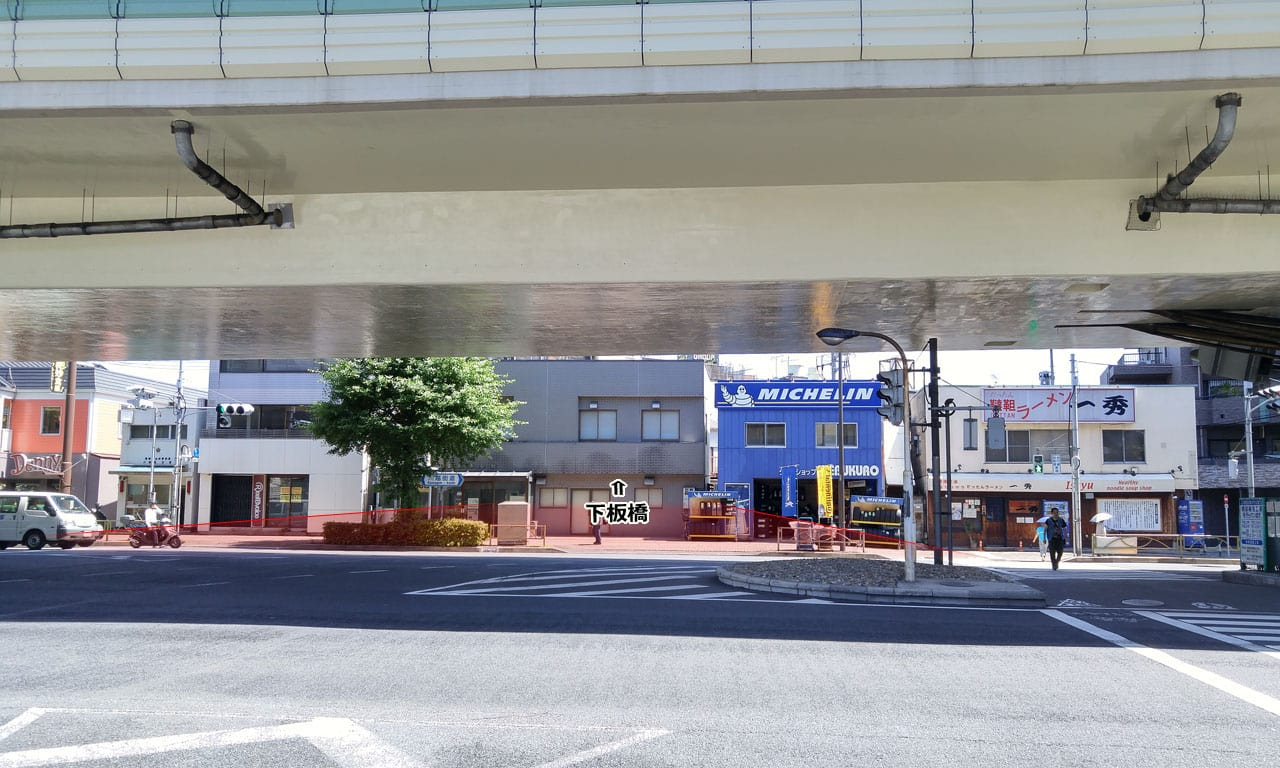 東京城北サイクリング