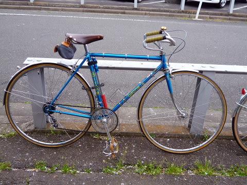 自転車の プジョー 自転車 ミニベロ : ロードをプロムナードとしてお ...