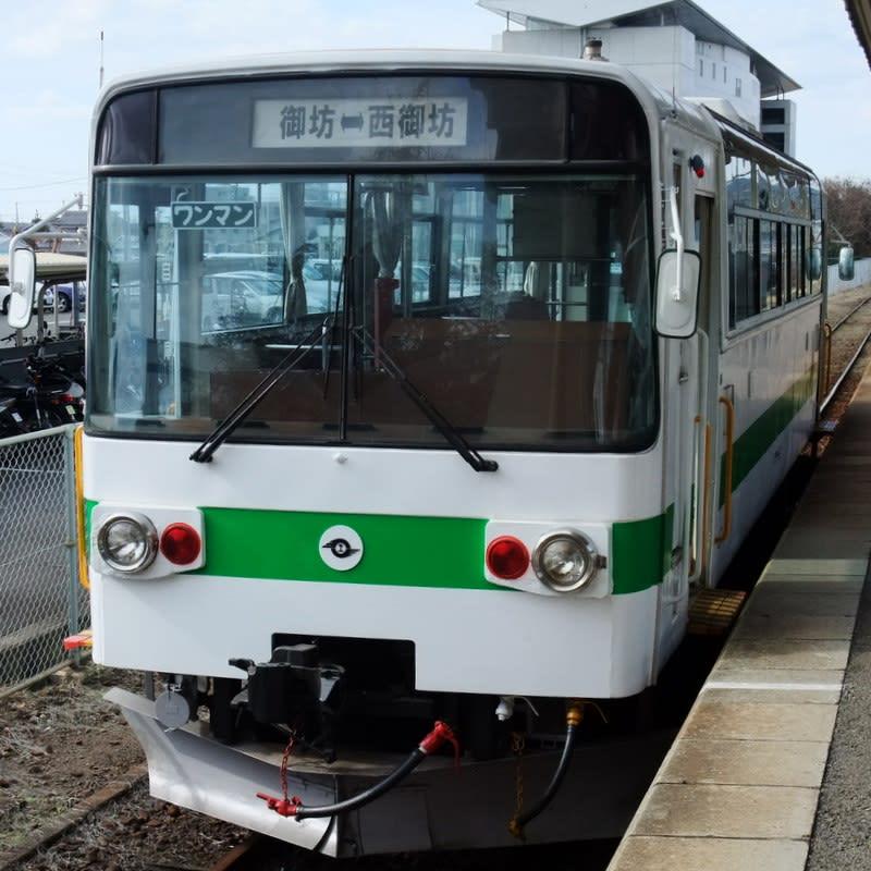 紀州鉄道レールバス