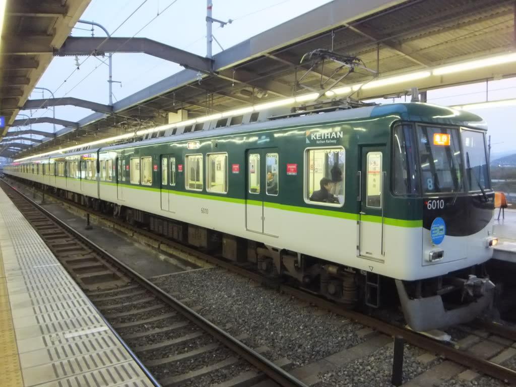 京阪6000系第10編成