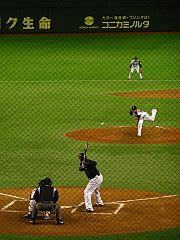 豊島投手 vs ローズ選手(2)