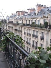 パリを散策