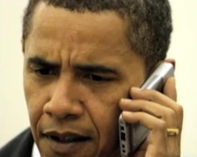 番外号追加●オバマ大統領候補とブラックベリーの関係写真 - できる人 ...