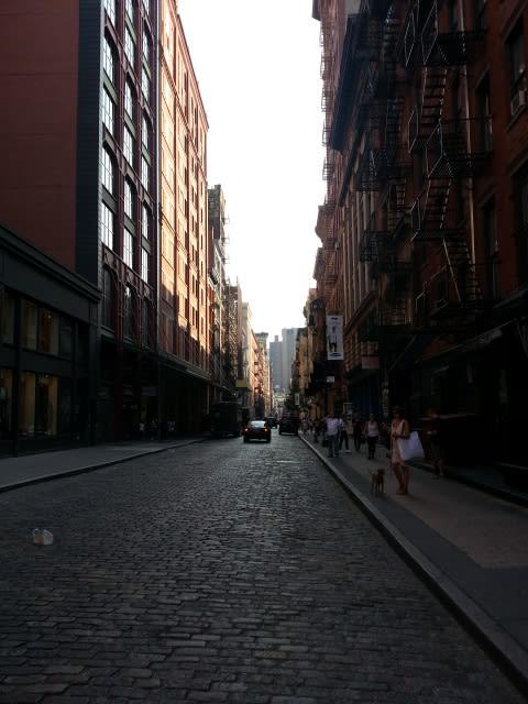マンハッタンで迷子になる