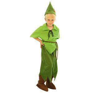 RUBIE'S(ルービーズ) DISNEY(ディズニー) コスプレ ピーターパンシリーズ Child Peter Pan(ピーター・パン) Mサイズ