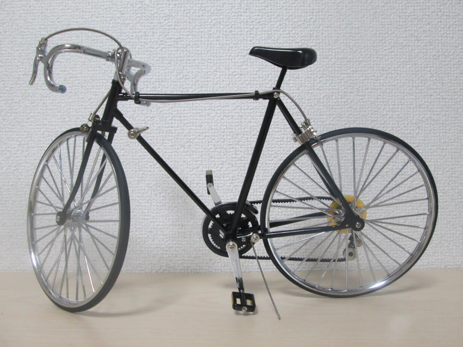 ミニチュア自転車模型第3弾 ...