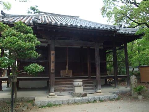 昆陽寺 観音堂