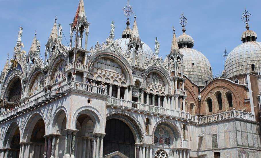 サン・マルコ寺院の画像 p1_24