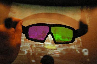 IMAX3D眼鏡