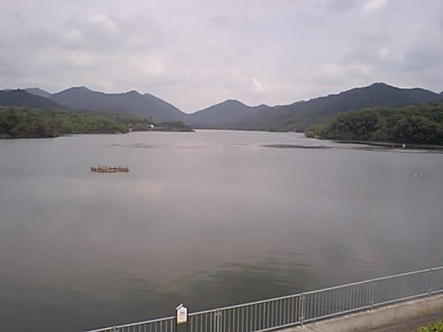 青野ダム情報!7/22(水)