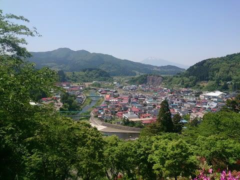 大鰐町 茶臼山公園 - こんぱるの散歩日和Ⅱ