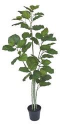 ウンベラータ フェイクグリーン 人工観葉植物造花