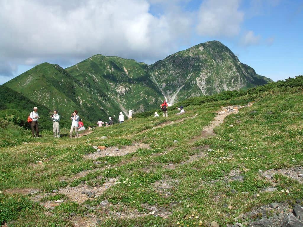 氷ノ山で登山を楽しもう!