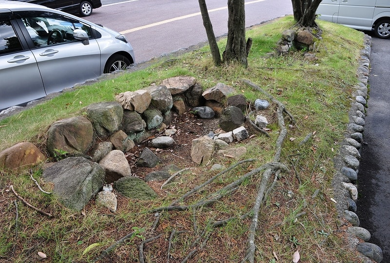 石峯古墳群の小石室