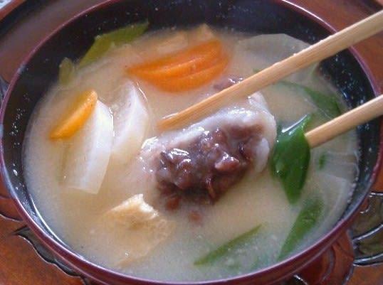 「香川のお雑煮」の画像検索結果