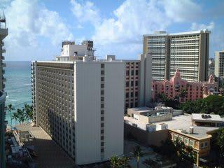 ハワイ景色1