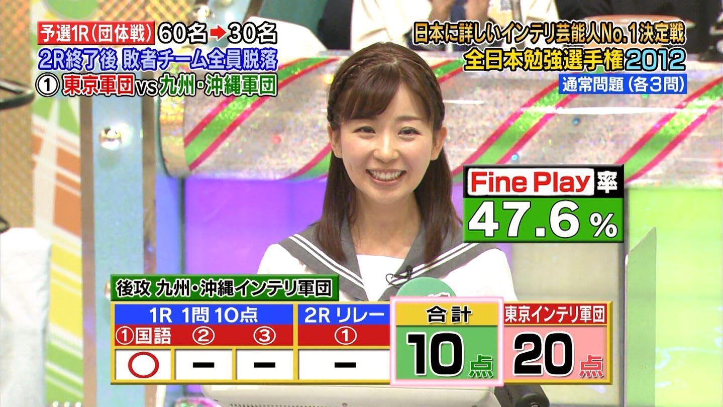 高学歴な松尾由美子