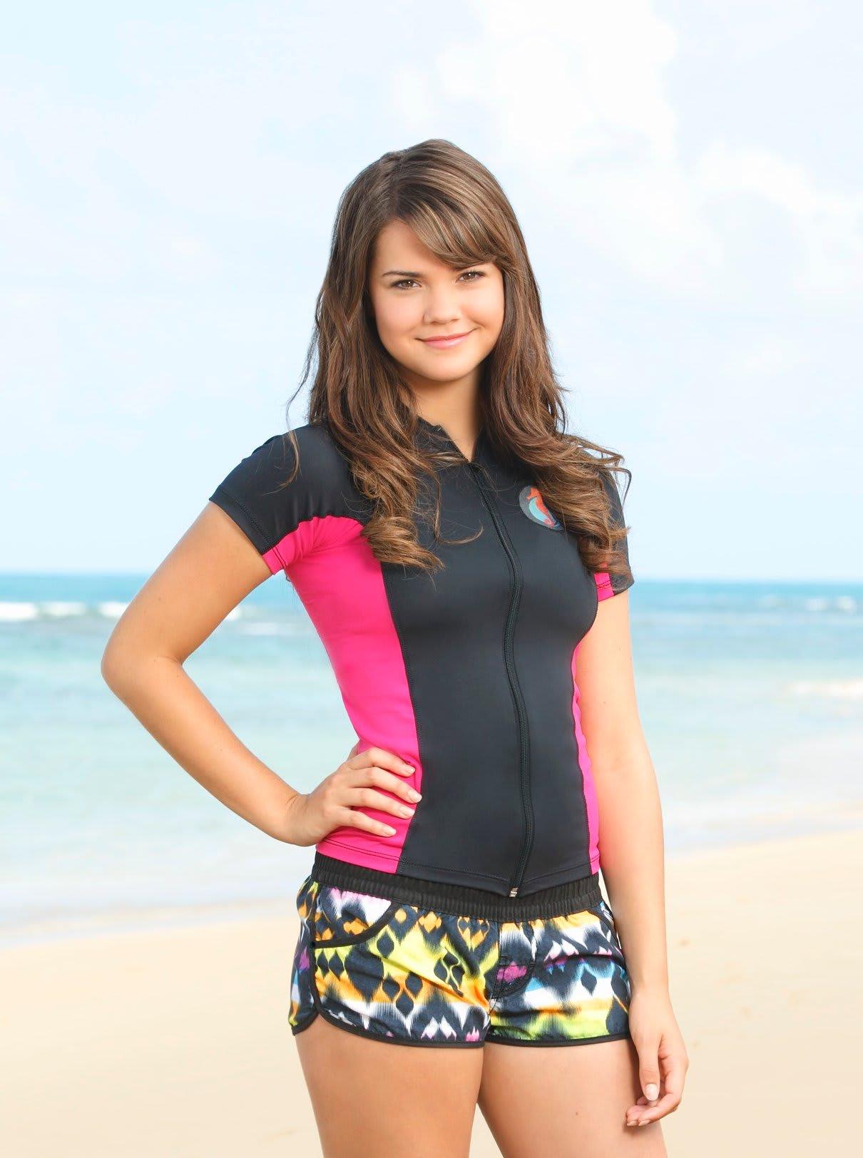 Maia Mitchell - Teen Beach Movie promo shoot - ☆Favorite