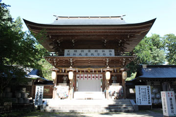 岩代国一宮・伊佐須美神社 - ねぎぼうの神社めぐり