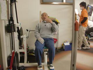 片麻痺との二人三脚