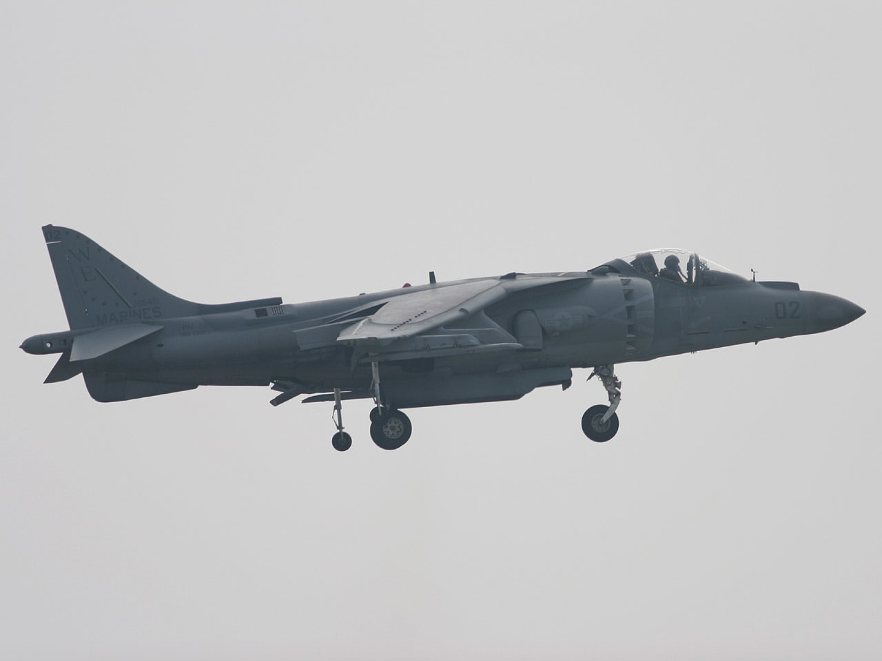 ハリアー II (航空機)の画像 p1_25
