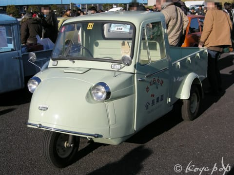 Midget wheelbase Daihatsu
