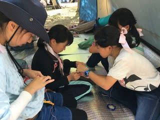 c0b931c43a94a0def39aa2ab68f3ceab 2016 県キャンプを開催しました