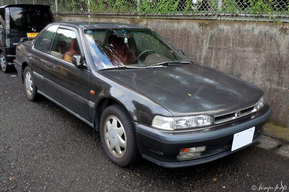 Honda Accord Coupe 1990- 4代目ホンダ アコードのクーペ - BEAUTIFUL CARS ...