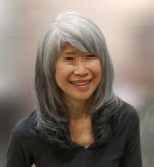 何才でも似合う髪型になれるんです。60代の女性が・・・驚きの・・・!