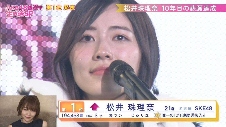 【悲報】 AKB松井珠理奈さんの記者会見がヤバすぎて報道規制されてしまう  [486699244]YouTube動画>2本 ->画像>58枚
