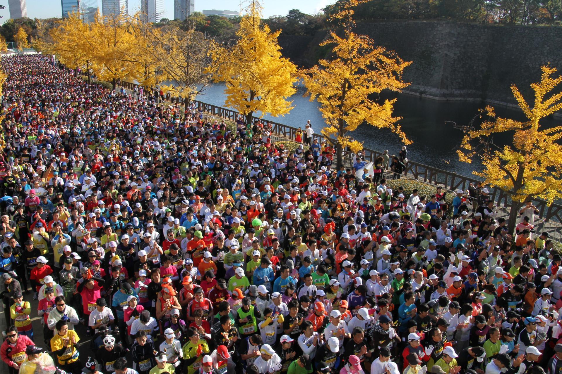 大阪マラソン2012写真集 - 神戸 ...