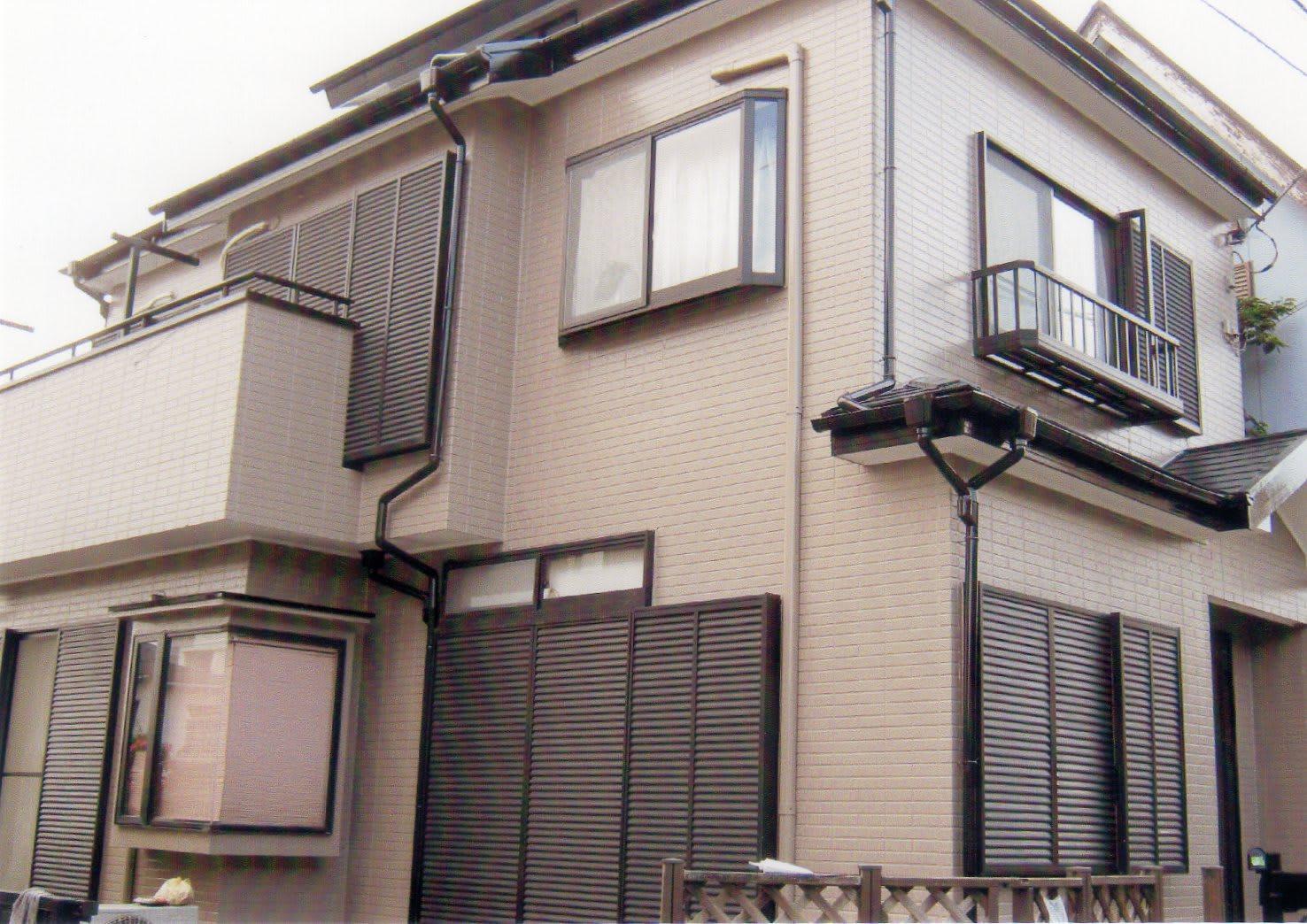 外壁塗装埼玉県(入間市)コスモスペイントのサイディング ...
