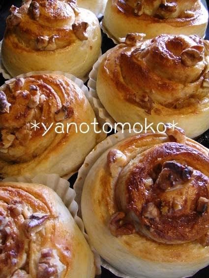 メープルくるみパンの作り方