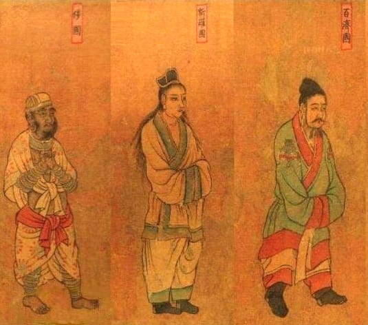 昭和天皇「古代、多数の韓国人が渡来し、日本人に対し学問、文化、技術等を教えた」 [無断転載禁止]©2ch.netYouTube動画>6本 ->画像>130枚
