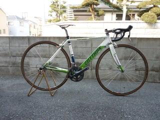 自転車の 自転車 調整 ブレーキ : 今回の組み立て作業での写真は ...