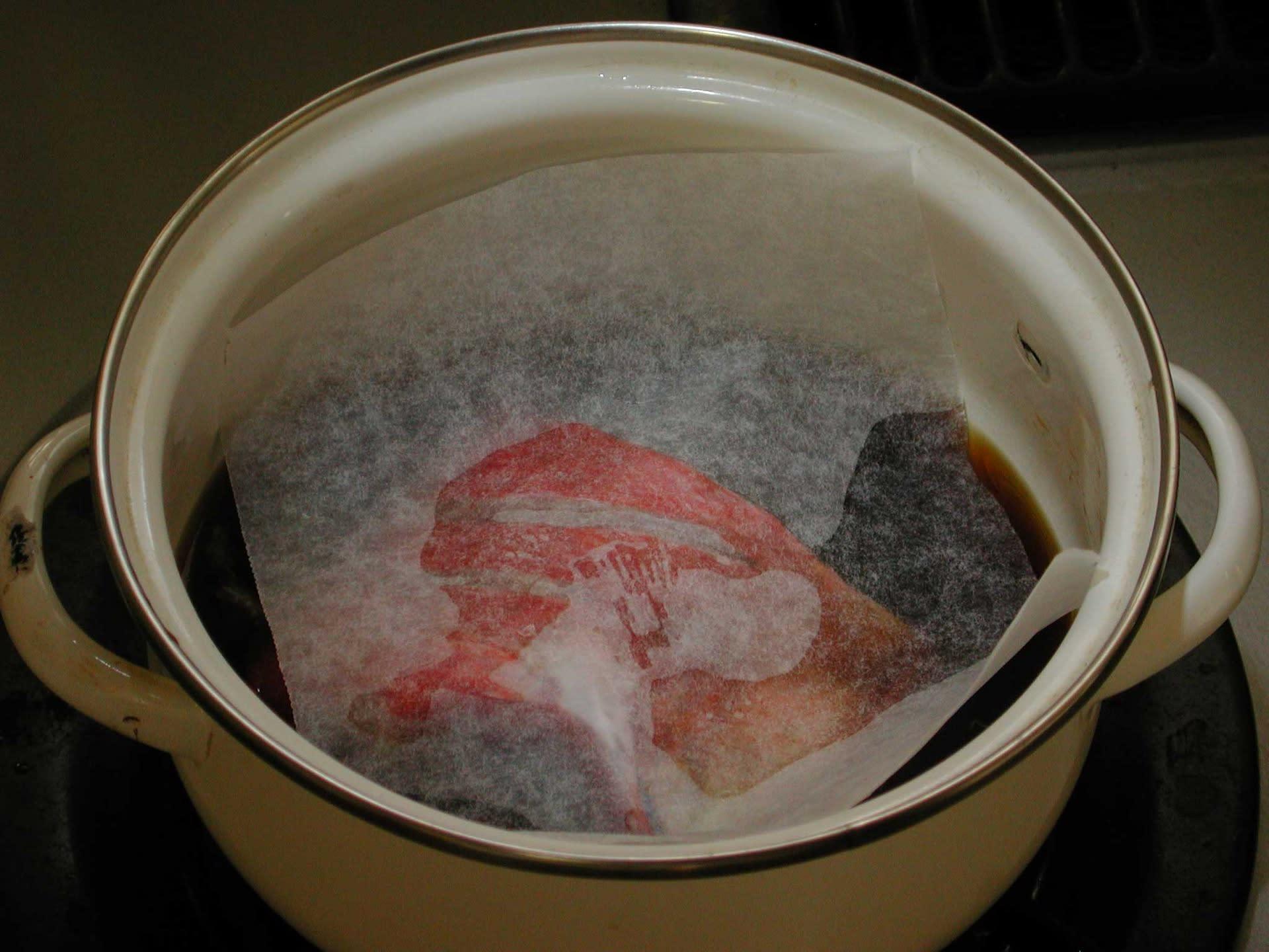 金目鯛の煮付レシピ2